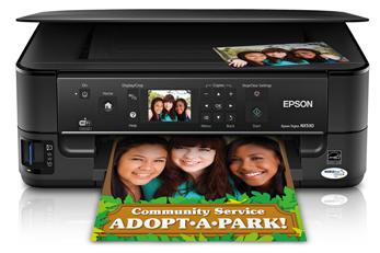 Product Image - Epson Stylus NX530