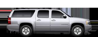 Product Image - 2012 Chevrolet Suburban Three Quarter Ton LS 4WD