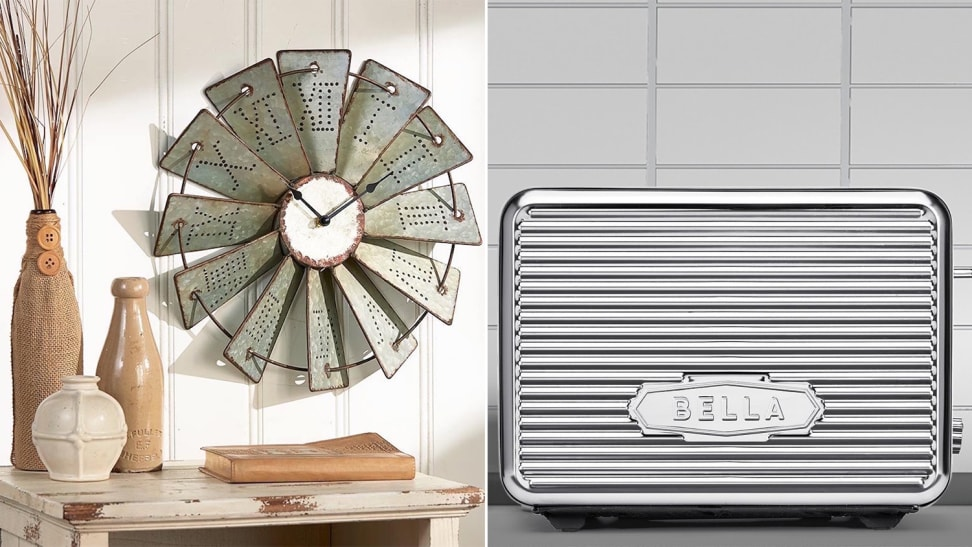 10 gadgets that double as decor for your home's rustic farmhouse style