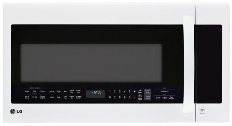 Product Image - LG LMVM2033SW
