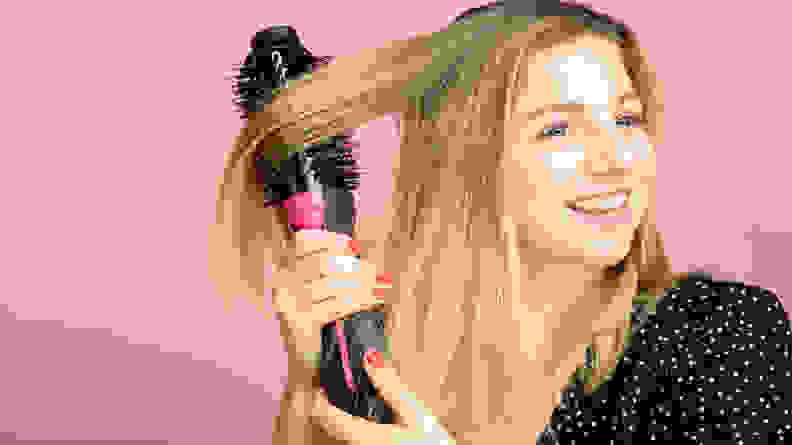 or the grad with great hair: Revlon One-Step Hair Tool