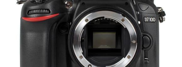 Nikon d7100 dci