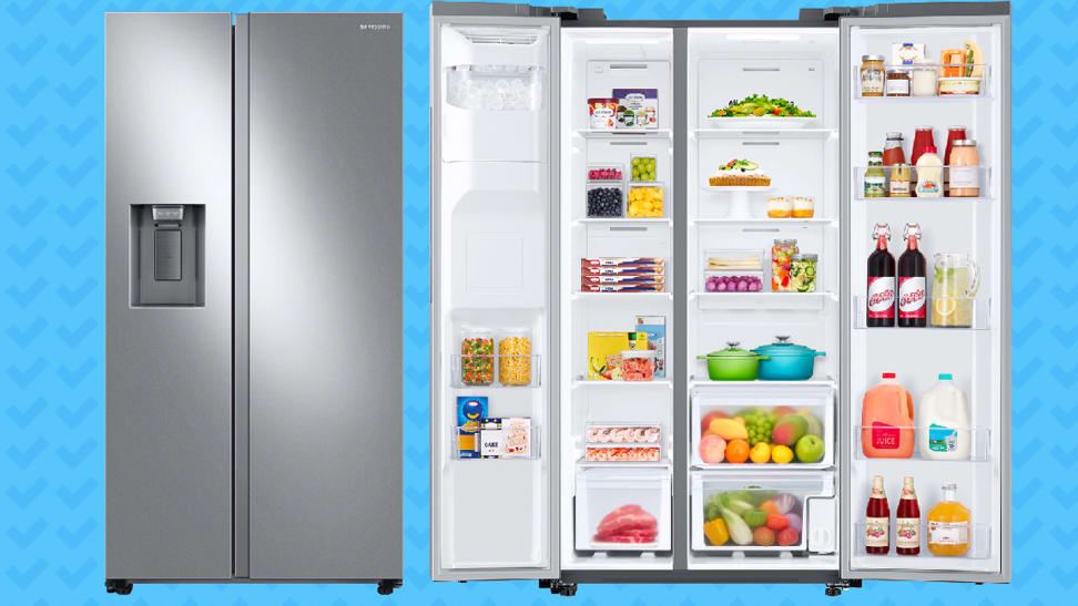 Samsung RF27T5200SR Side-by-side Refrigerator Review