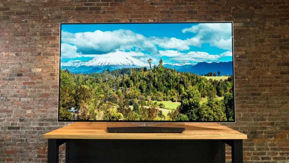 LG OLED55B7A with 4K Content 3