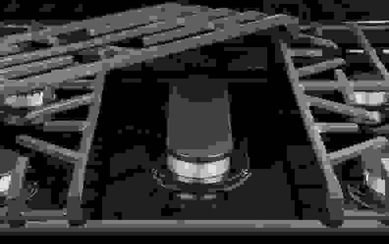 Frigidaire FPGF3077QF Oval Burner