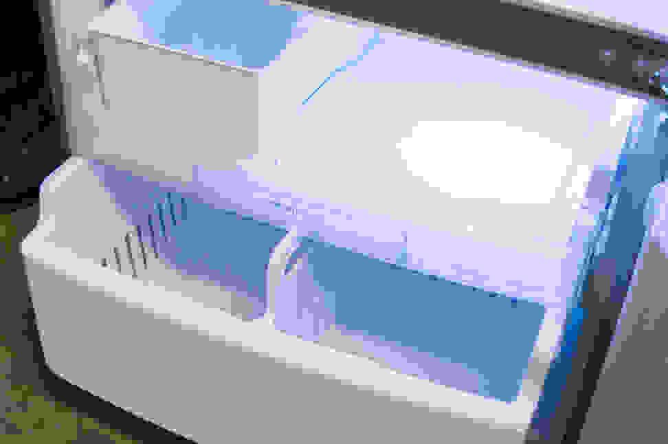 Freezer Closeup