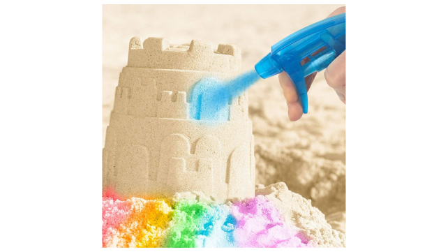Color My Worlds Snow and Sand Coloring Iit