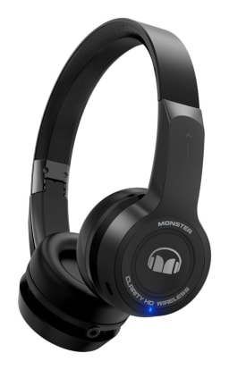 Product Image - Monster ClarityHD On-Ear Bluetooth