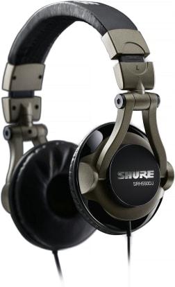 Product Image - Shure SRH550DJ
