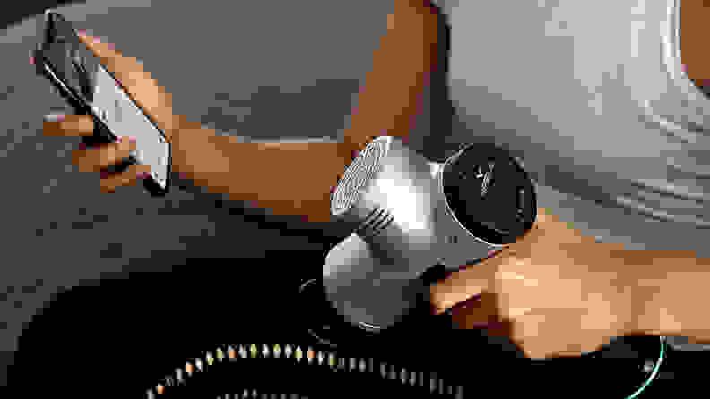 Hyperice Hypervolt Percussion Massage Device