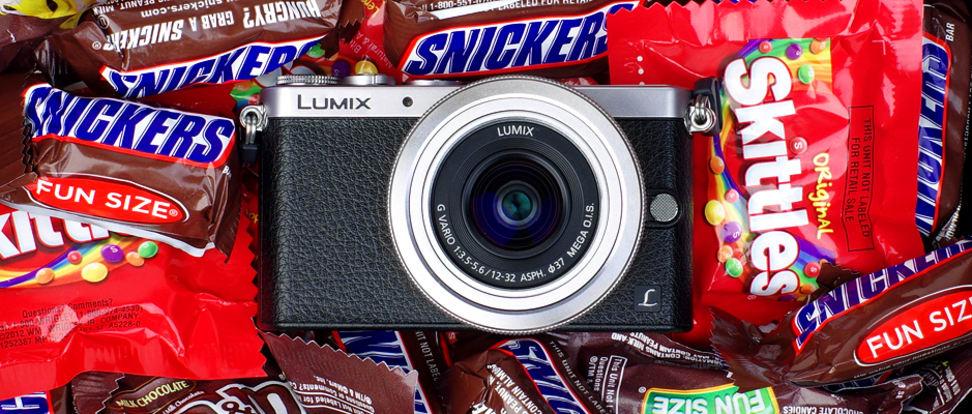 Product Image - Panasonic Lumix DMC-GM1