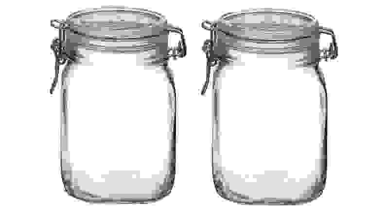 Bormioli Rocco Jars
