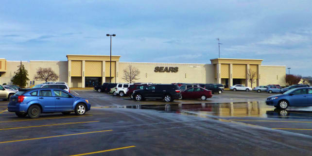 Sears Exterior