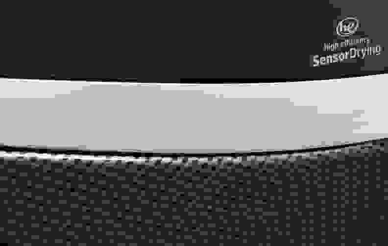 Whirlpool Duet WED97HEDBD Black Diamond Pattern
