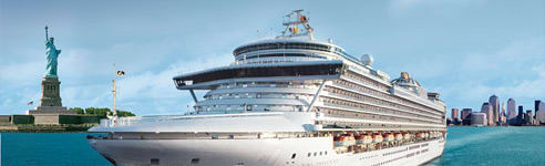 Product Image - Princess Cruises Crown Princess