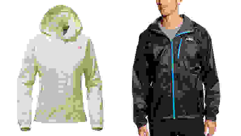 Mens and Womens Rain Jackets
