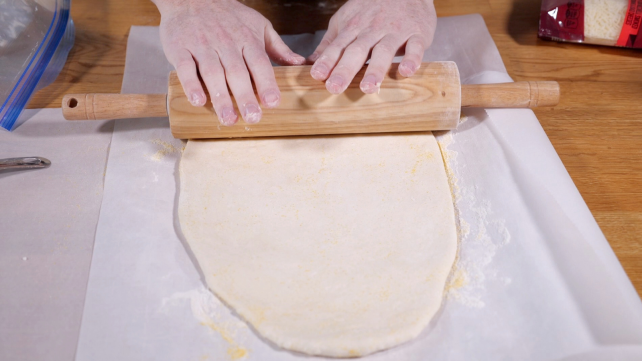 How to make slow cooker pizza 1