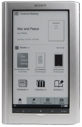 Product Image - Sony Reader Daily Edition