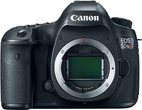 Product Image - Canon EOS 5DS R