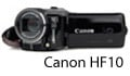Product Image - Canon HF10