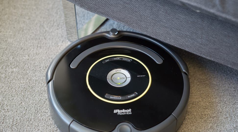 Irobot Roomba 650 Robot Vacuum Cleaner Review Reviewed