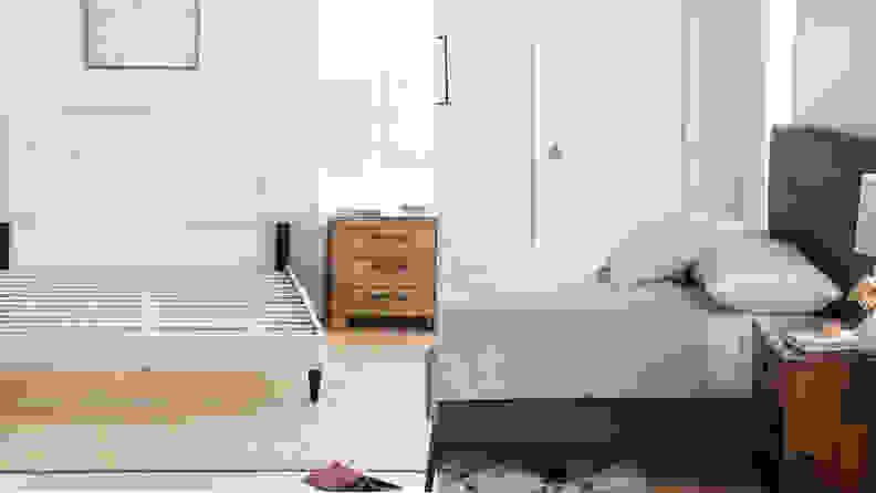 Home Depot bedframe