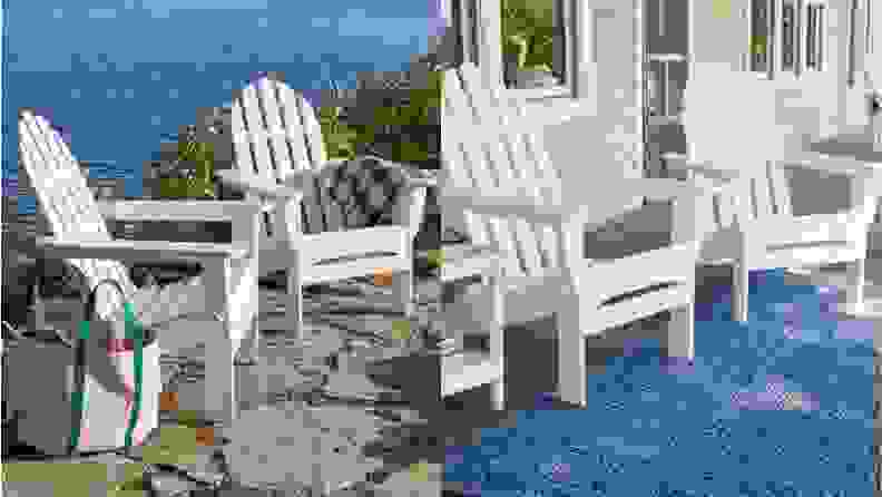 L.L. Bean Outdoor Chairs