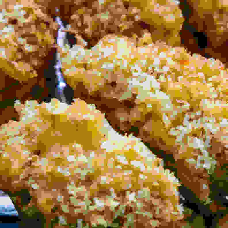 Muffin Tin Mac 'N Cheese