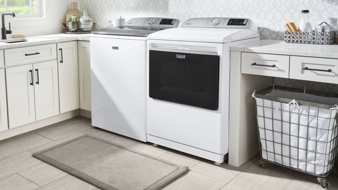 Maytag MED7230HW dryer review