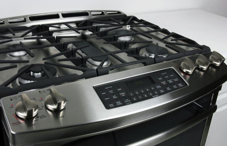 GE PGS950SEFSS controls
