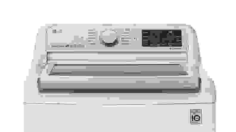 LG WT7800CW Controls
