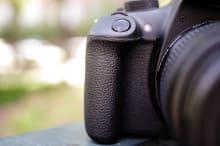 Canon EOS Rebel T5 grip