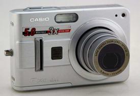 Product Image - Casio Exilim EX-Z57