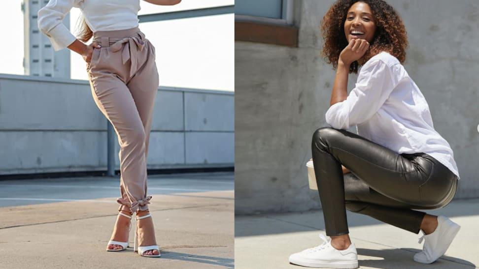 Pants alternatives to jeans
