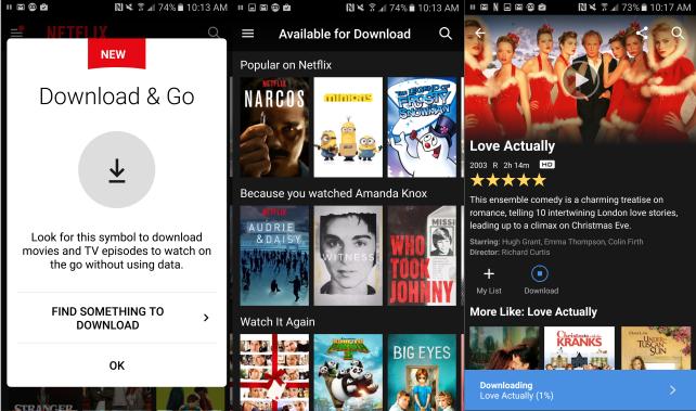 Netflix walkthrough