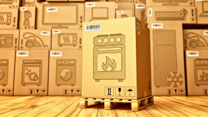 major appliances like ovens are hard to find in stock during a pandemic