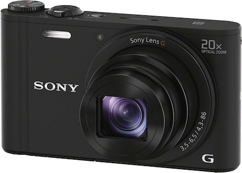 Product Image - Sony Cyber-shot DSC-WX350
