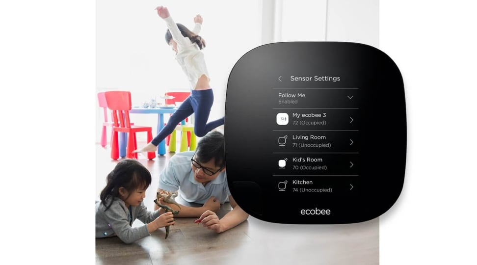 Take control of your climate: The Ecobee3 Smart Thermostat is on sale