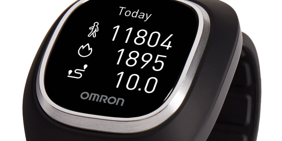 The Omron Project Zero Wrist Blood Pressure Monitor