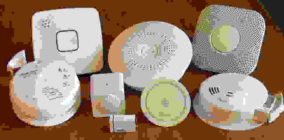 All of the smart smoke/CO detectors and monitors we tested