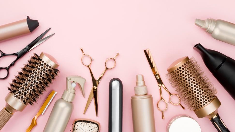 Comment nettoyer votre sèche-cheveux, lisseur, fer à friser et cheveux ...