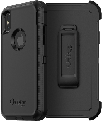 sports shoes 41a94 7f033 OtterBox Defender Series iPhone X Case
