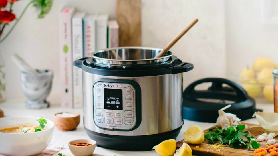 The cult favorite Instant Pot is back down to its lowest price