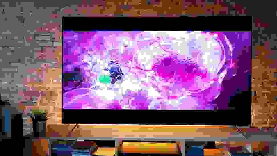 Vizio P-Series Quantum X With HDR Content 4