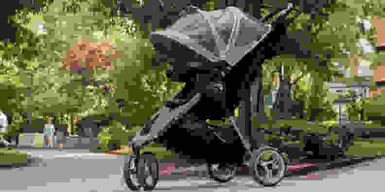 Best Stroller: Baby Jogger City Mini