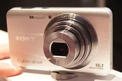 Product Image - Sony  Cyber-shot DSC-W650