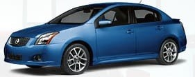 Product Image - 2012 Nissan Sentra SE-R