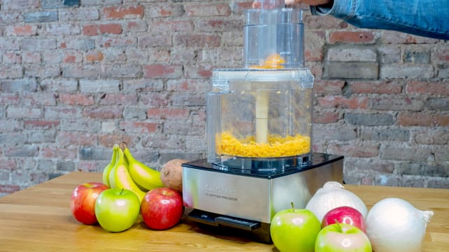 Best Food Processor: Cuisinart DFP-14BCNY