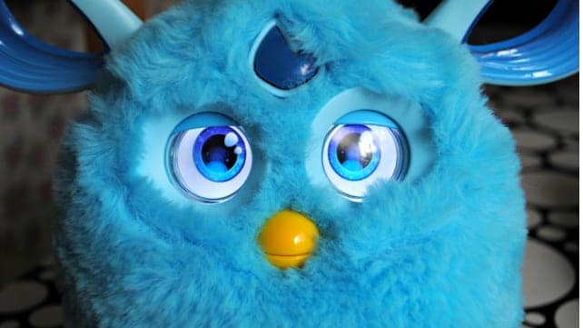 Gifts for kids 2018 Furby