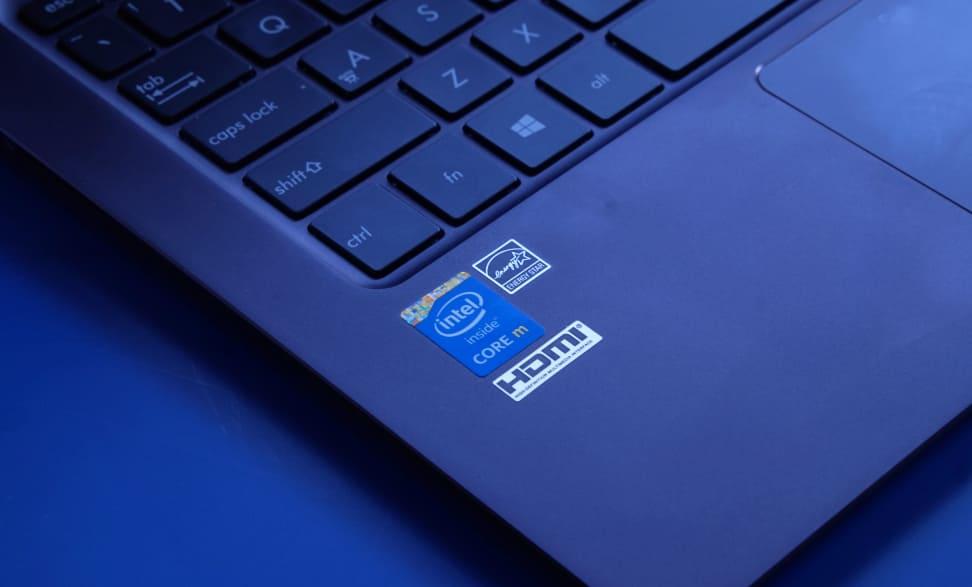 Asus ZenBook UX305 - Processor Tag